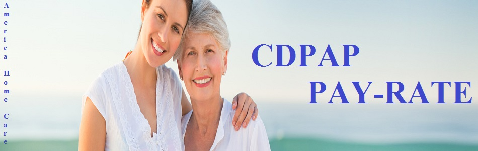 CDPAP Pay Rate Buffalo NY Details | America Homecare