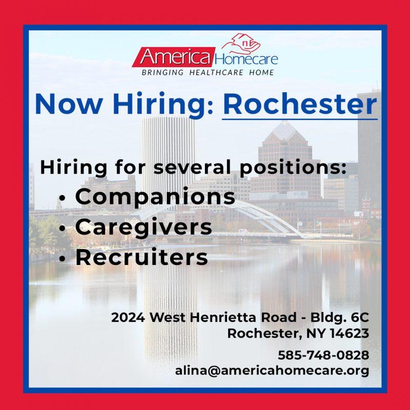 rochester hiring