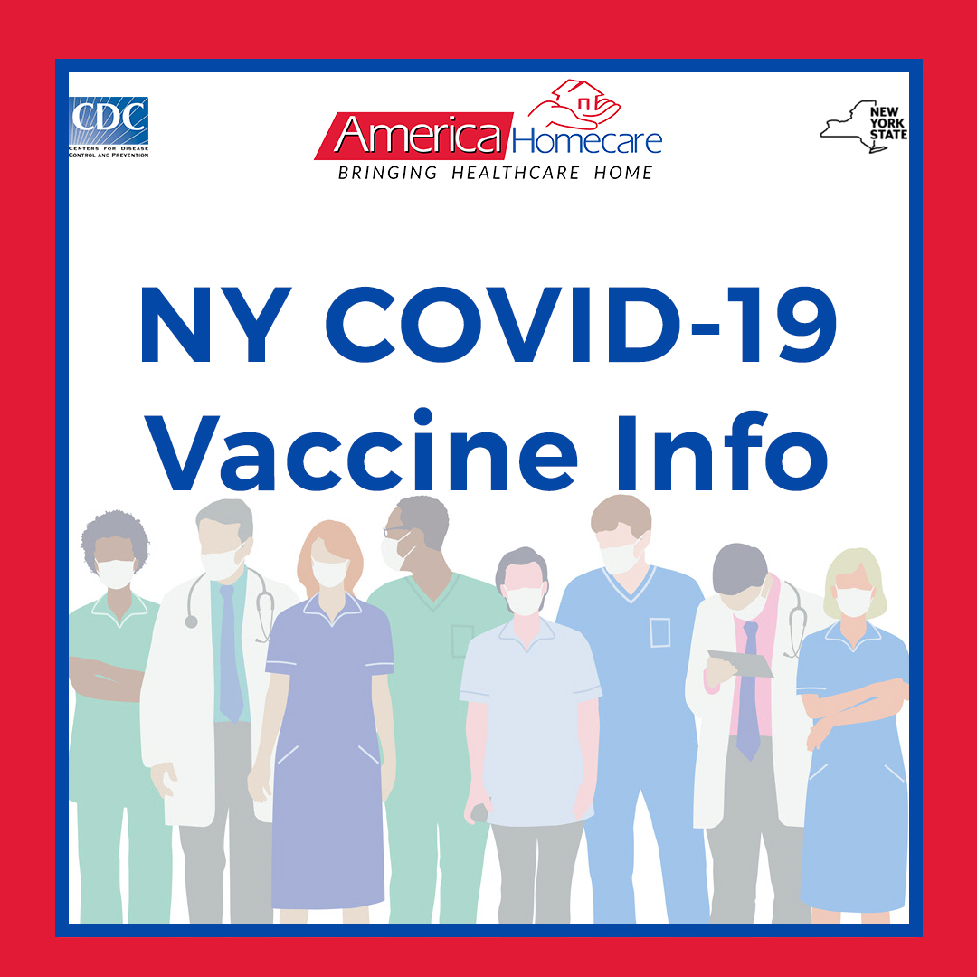 COVID-19 Vaccine Information [UPDATED] | America Homecare